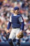 John Gibbons. New York Mets catcher John Gibbons.  (Image taken from color slide Royalty Free Stock Images
