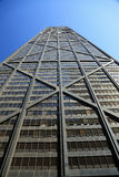 John Hancock building in Chicago Stock Image