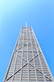 John Hancock Building in Chicago Illinois, USA. Royalty Free Stock Photo