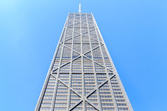 John Hancock Building in Chicago Illinois, USA. Stock Photo
