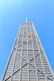 John Hancock Building in Chicago Illinois, USA. Royalty Free Stock Images