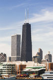 John Hancock Center Tower Chicago Royalty Free Stock Images