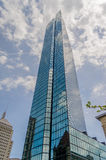 John Hancock Tower Arkivbilder