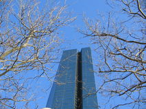 John Hancock Tower, Boston, le Massachusetts, Etats-Unis Image libre de droits