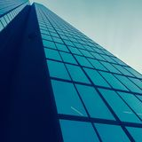 John Hancock Tower-buitenkant Stock Fotografie