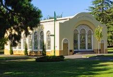 John Hart Conservatory - Launceston stockfotos