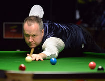John Higgins de l'Ecosse Images stock