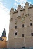 John II la tour, Alcazar de Ségovie Photographie stock