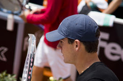 John Isner Royalty Free Stock Image