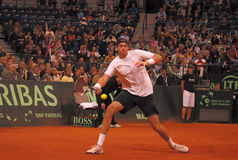 John Isner-8 Royalty Free Stock Image