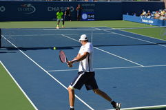 John Isner-US OPEN 2016 Royalty-vrije Stock Foto