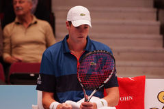 John Isner (USA) Royalty Free Stock Images