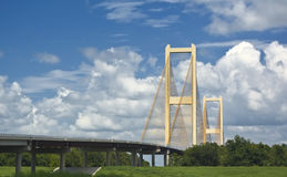 John James Audubon Bridge stock fotografie