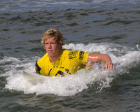 John John Florence Royalty Free Stock Photos