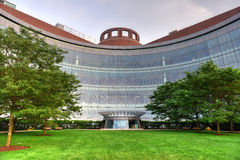 John Joseph Moakley US Courthouse - Boston Stock Photography