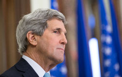 John Kerry Royalty Free Stock Photos