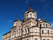 John-Kloster St Petersburg Lizenzfreie Stockfotos