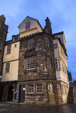 John Knox House in Edinburgh Royalty Free Stock Photo