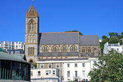 john kościelny st s Torquay fotografia royalty free