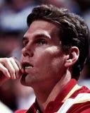 John Koncak, Atlanta Hawks Στοκ φωτογραφία με δικαίωμα ελεύθερης χρήσης