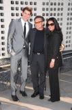 John Krasinski,  Marsha Garces Williams, Robin Williams Royalty Free Stock Images