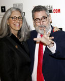 John Landis, Robert Downey Jr Stock Photography