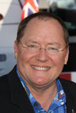 John Lasseter, τα αυτοκίνητα Στοκ φωτογραφία με δικαίωμα ελεύθερης χρήσης