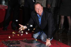 John Lasseter Photo stock