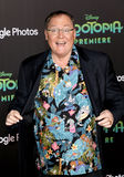 John Lasseter Royalty Free Stock Photo