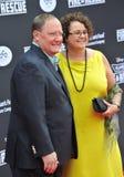 John Lasseter & Nancy Lasseter Stock Photography