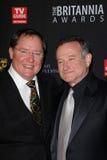 John Lasseter, pisco de peito vermelho Williams Fotografia de Stock Royalty Free
