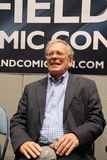 John Leeson at the Sheffield Film and Comic Con 2014 Stock Photo