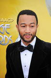 John Legend. At the 41st NAACP Image Awards - Arrivals, Shrine Auditorium, Los Angeles, CA. 02-26-10 stock photo