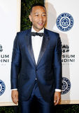 John Legend. At the Art of Elysium Celebrating the 10th Anniversary held at the Red Studios in Los Angeles, USA on January 7, 2017 royalty free stock photos