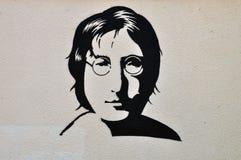 John Lennon Fotografia de Stock Royalty Free