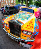 John Lennon's Rolls Royce - Phantom V Stock Photo