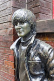 John Lennon statue in front of the Cavern Pub, Liverpool, UK Royalty Free Stock Photo