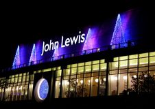 John Lewis Royalty Free Stock Photography