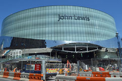 John Lewis Birmingham Royalty Free Stock Photography