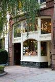 John Lewis INC,. Fine jewelry located on Newbury St, Boston, MA Stock Photo