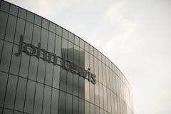 John Lewis, Nowa ulicy stacja Birmingham Zdjęcie Stock