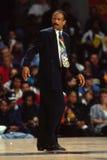 John Lucas, San Antonio Spurs, primo allenatore Fotografia Stock