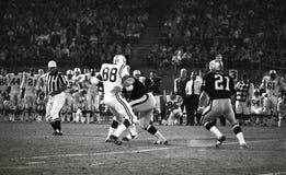 John Mackey, Baltimore Colts TE #88 Stockfotos