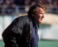 John Madden. Oakland Raiders head coach, John Madden. (Image taken from color slide stock images