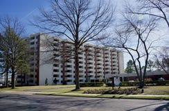 John Madison Exum Towers Midtown Memphis, TN stock fotografie