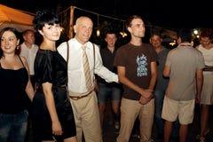 John Malkovich em Odessa Fotos de Stock
