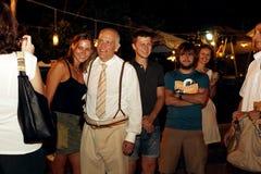 John Malkovich em Odessa Imagem de Stock Royalty Free