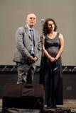 John Malkovich a Odessa Immagini Stock Libere da Diritti