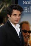 John Mayer Imagens de Stock Royalty Free
