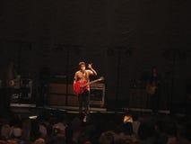 John Mayer Concert Royalty Free Stock Photography